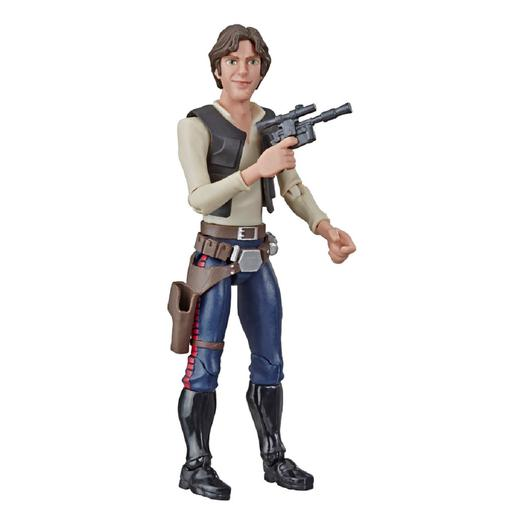 Star Wars - Han Solo Figura 13 cm Galaxy of Adventures