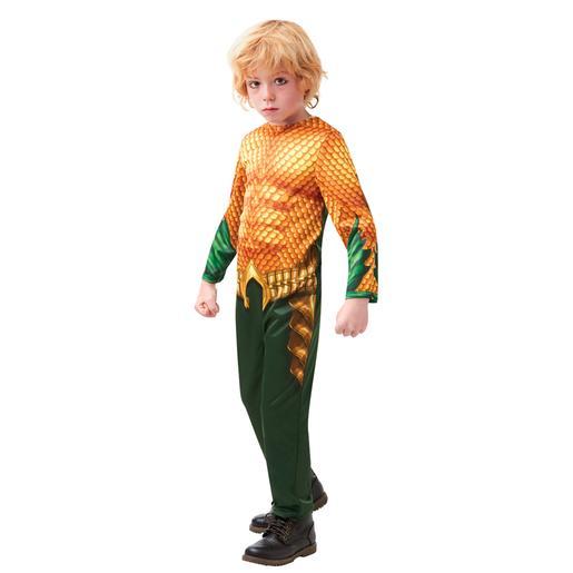Aquaman - Disfraz Infantil Clásico 5-7 años