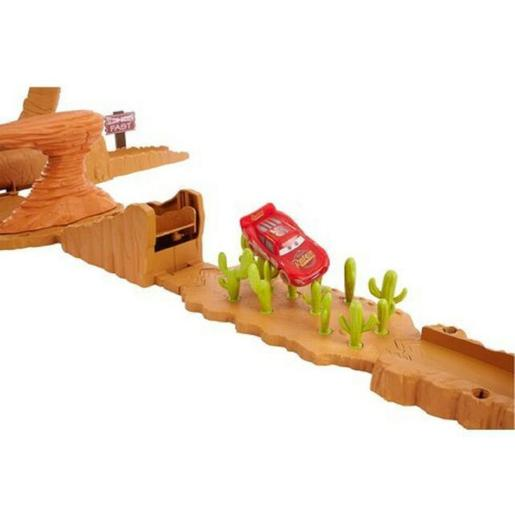 Cars - Pista Monte Willy Cars 3