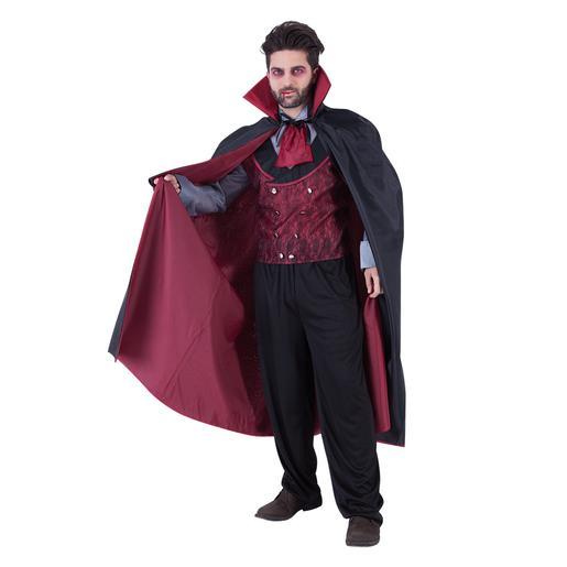 Capa Mr. Vampiro Adulto