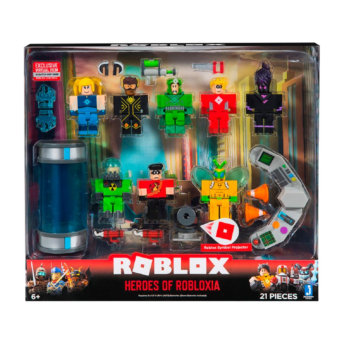 14 Mejores Imágenes De Roblox Jugetes Para Niñas Ropa De Roblox Heroes Of Robloxia Roblox Tienda De Juguetes Y Videojuegos Jugueteria Online Toysrus