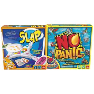 Pack Slap + No Panic – Juegos de Mesa