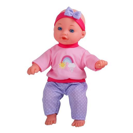 Muñeco Bebé con 20 Sonidos (varios modelos)