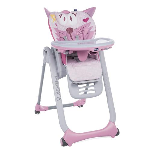 Chicco - Trona Polly 2 Start Miss Pink