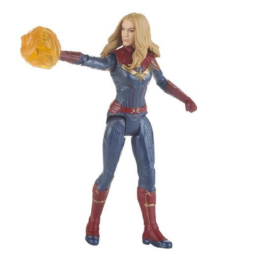 Los Vengadores - Capitana Marvel Figura 15 cm
