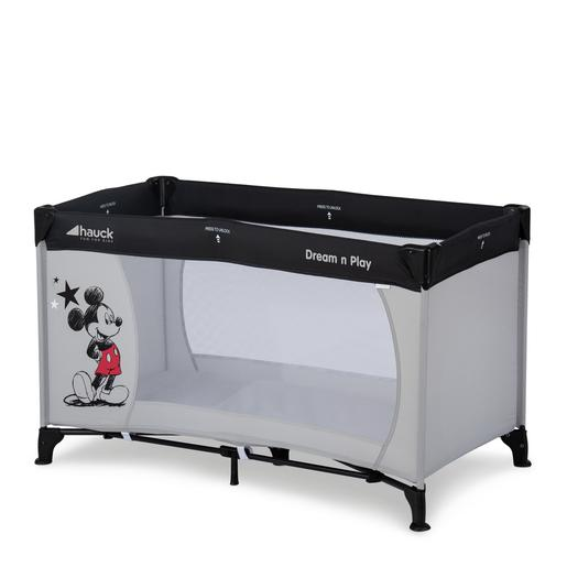 Hauck - Cuna Dream N Play Mickey Stars