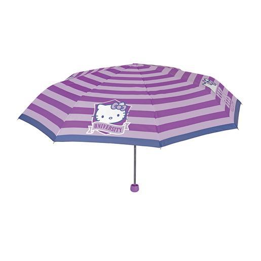 Hello Kitty - Paraguas Plegable (varios modelos)
