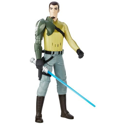 Star Wars - Kanan Jarrus - Figura Electrónica Rogue One 30 cm