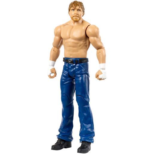 WWE - Dean Ambrose - Figura Básica Wrestlemania