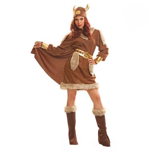 Disfraz Adulto - Vikinga M-L