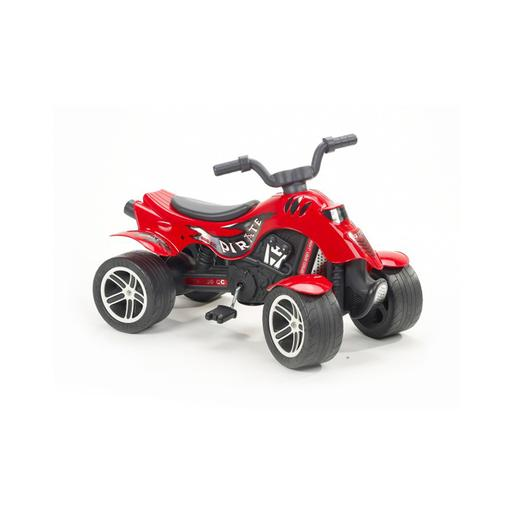 Quad Pirata Rojo