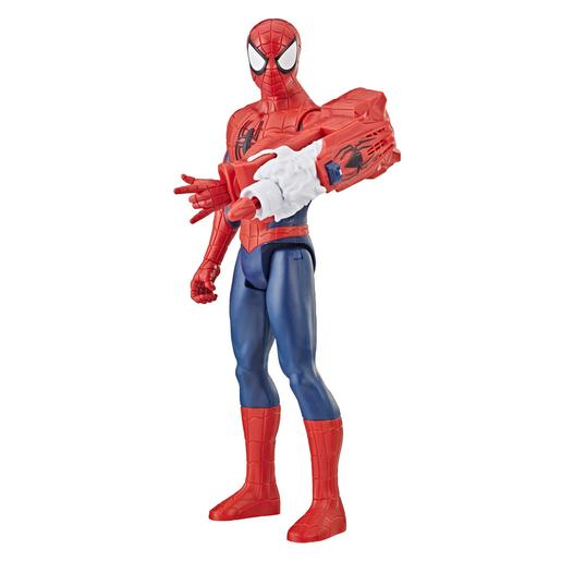 Los Vengadores - Spider-Man - Figura Titan Hero Power FX