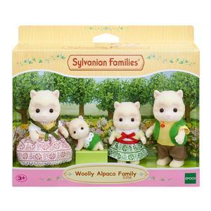 ToysRus Sylvanian Families - Familia Alpaca