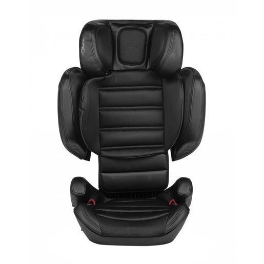 Be Cool - Silla de Coche Tornado Fix Black Crown Grupo 2-3 (De 15 a 36 kg)