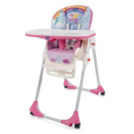 Chicco - Trona Polly Easy Unicorn