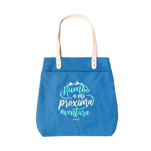 Mr. Wonderful - Rumbo A mi Próxima Aventura - Tote Bag