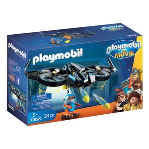 ToysRus|Playmobil - Robotitron con Dron Playmobil The Movie - 70071