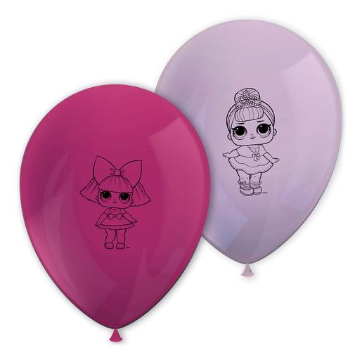 LOL Surprise - Pack 8 Globos