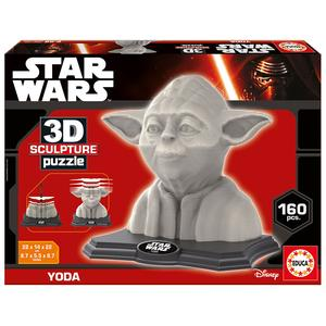 Star Wars – Puzzle 3D Yoda