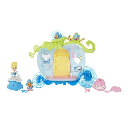 Princesas Disney - Cenicienta - Mini Princesas Playset