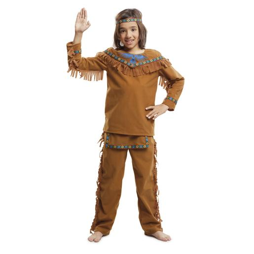 fa15d9776 Disfraz Infantil - Indio 10-12 años