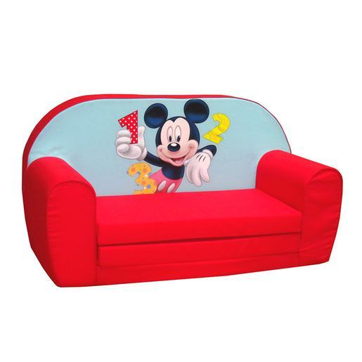Mickey Mouse - Sofá Rojo