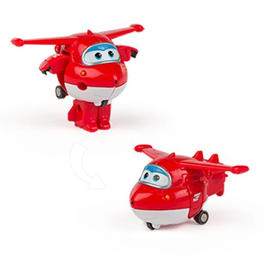 Super Wings - Jett - Transform-a-Bots