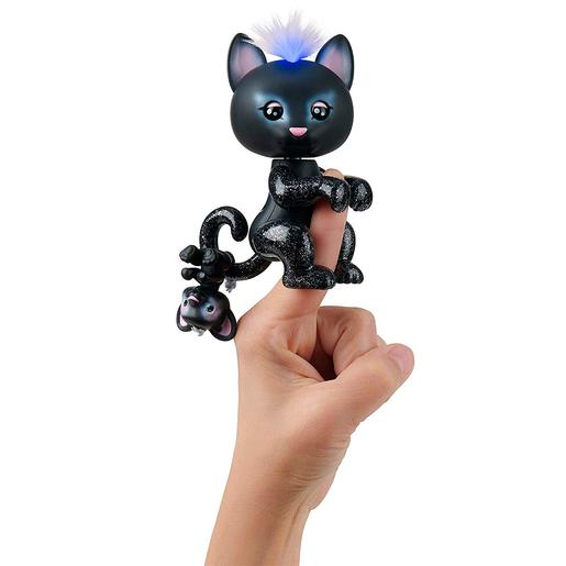 Fingerlings - Baby Black Panther Twilight