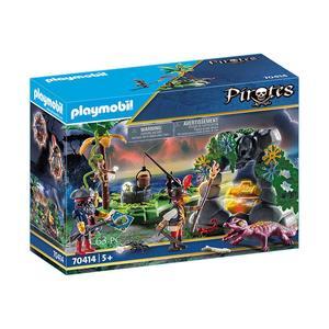 ToysRus|Playmobil - Escondite Pirata - 70414