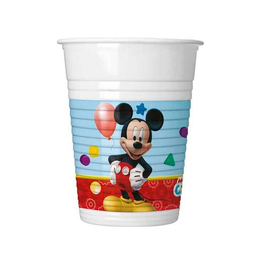 Mickey Mouse - Pack 8 Vasos