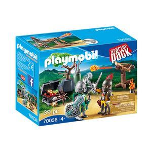 ToysRus|Playmobil - Starterpack Batalla del Tesoro - 70036