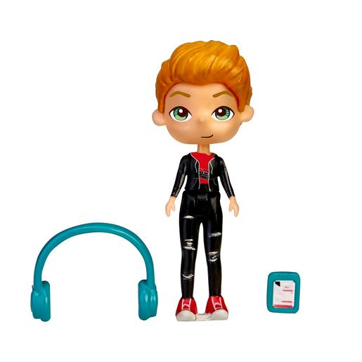 Mymy City - Peter Play - Pack Figura y Accesorios