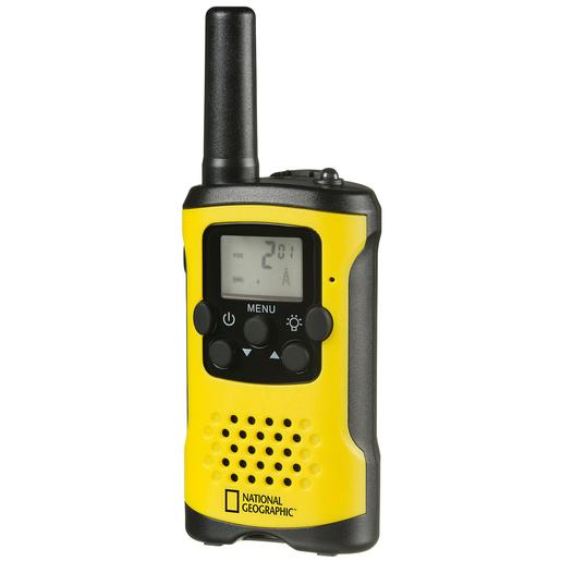 National Geographic - Pack 2 Walkie-Talkies