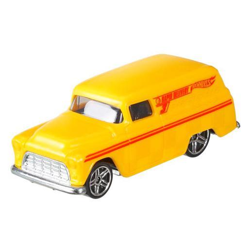 Hot Wheels - Vehículos Color Shifters (varios modelos)