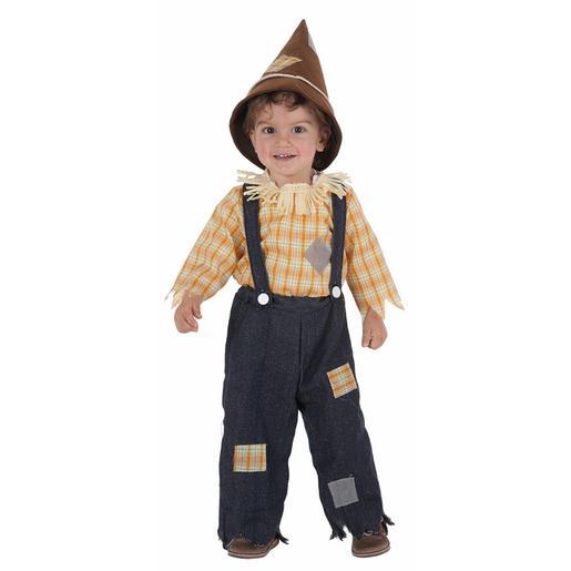Disfraz Bebé - Espantapájaros 0-12 Meses