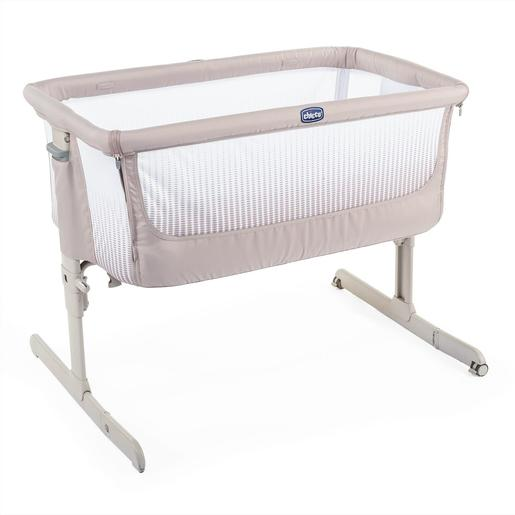 foto Chicco - Cuna colecho Next2Me Air Dark Beige Chicco