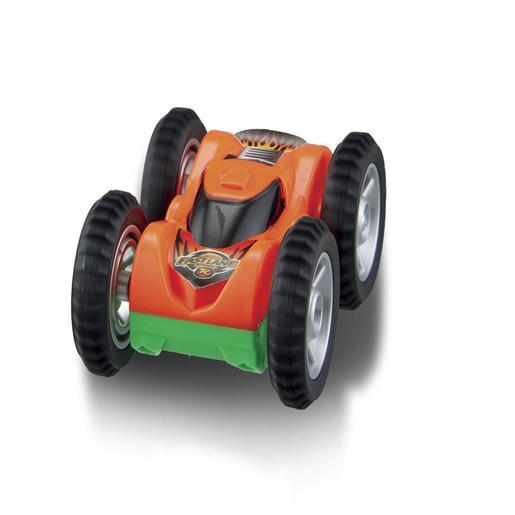 Fast Lane - Vehículo Radio Control Stunt Mini Flip Buggy