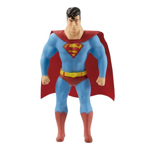 Liga de la Justicia  - Superman - Mini Stretch 15 cm