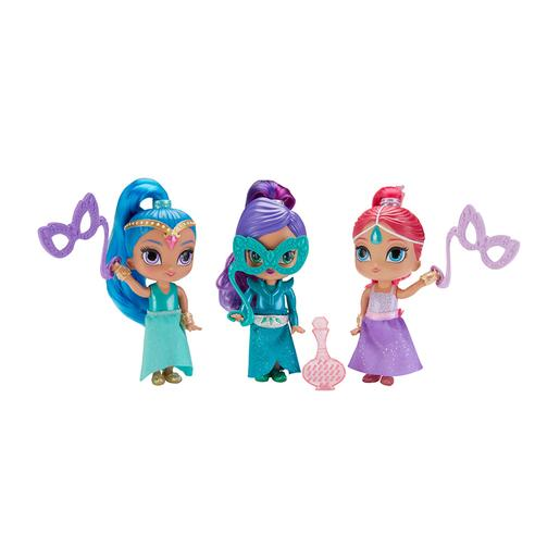 Fisher Price - Shimmer y Shine - Baile Disfraces de Genios