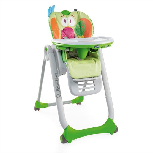 Chicco - Trona Polly2start Parrot Chicco