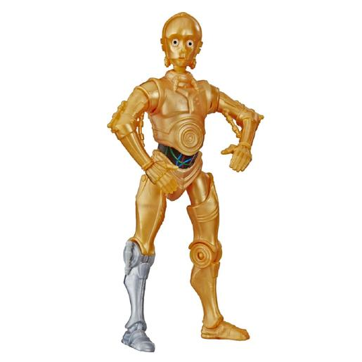 Star Wars - C3PO Figura 13 cm Galaxy of Adventures