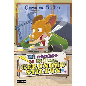 ToysRus|Geronimo Stilton - Mi Nombre es Stilton