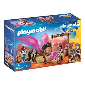 ToysRus|Playmobil - Marla, Del y Caballo con Alas Playmobil The Movie - 70074