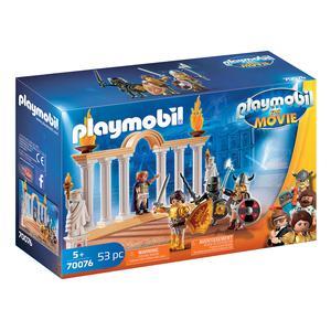 ToysRus|Playmobil - Emperador Maximus en el Coliseo  Playmobil The Movie - 70076
