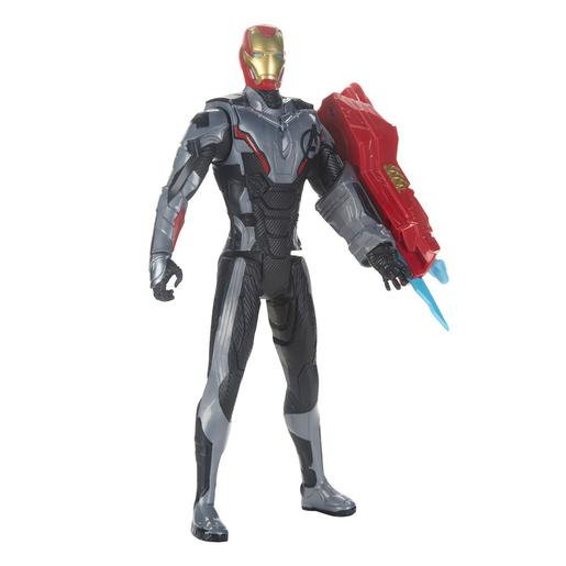 Los Vengadores - Iron Man - Figura Titan Hero Power FX 2.0