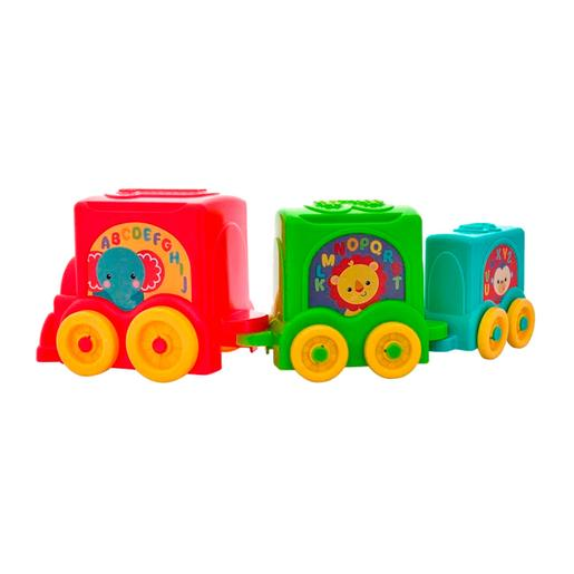 Fisher Price - Tren Choo Choo 3 en 1
