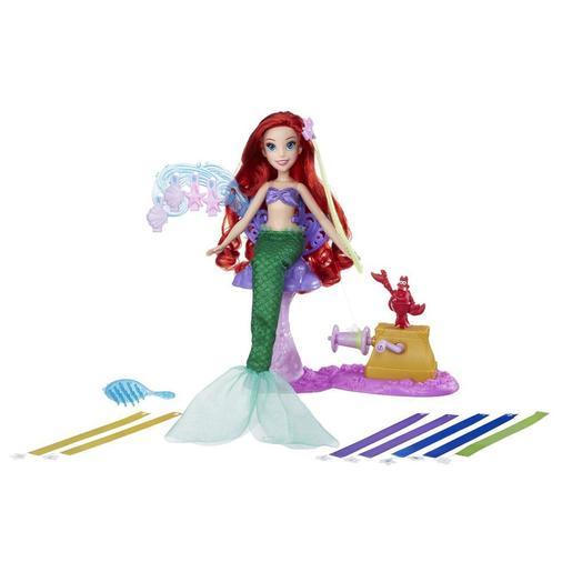 Princesas Disney - Ariel - Extensiones Mágicas