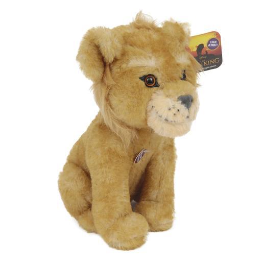 El Rey León - Simba - Peluche Pequeño con Sonido
