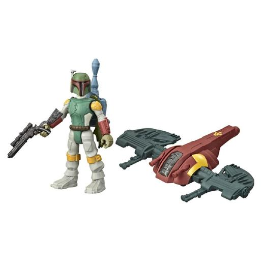 Star Wars - Boba Fett - Mission Fleet Gear