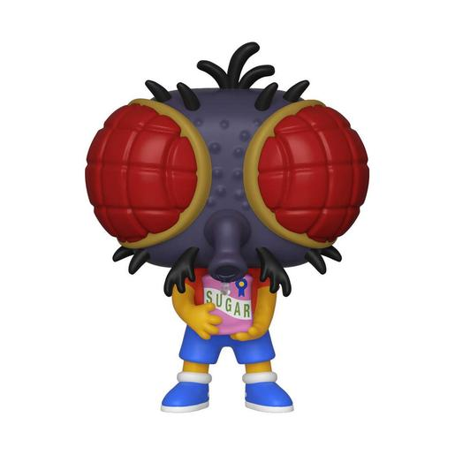 Los Simpsons - Bart Mosca - Figura Funko POP